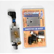 Rapid Air RAPIDAIR COMPRESSED AIR OUTLET KIT at Kmart.com