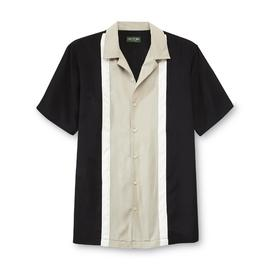 David Taylor Collection Men's Retro Bowling Shirt - Center Panel at Kmart.com