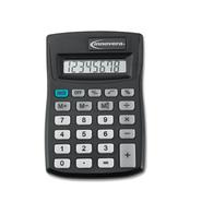 Innovera Pocket-Sized 8 Digit Calculator, Black at Kmart.com