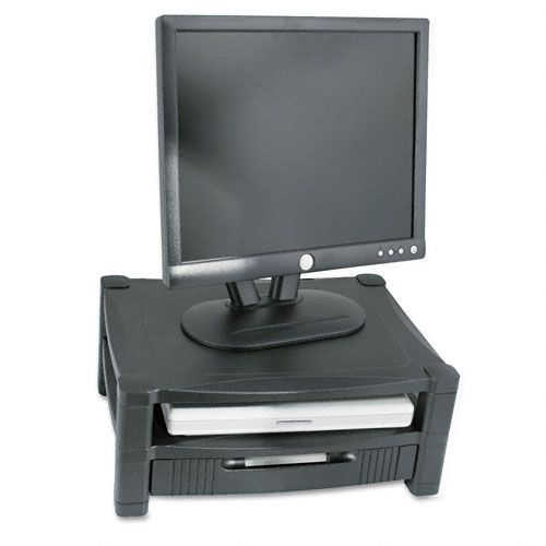 Two Level Deluxe Stand with Drawer                                                                                               at mygofer.com
