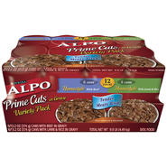Alpo Wet Prime Cuts Homestyle Variety Pack 12-13.2 oz. Cans at Kmart.com