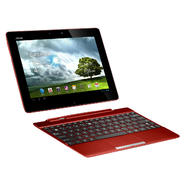 "ASUS **Factory Refurbished** Asus TF300T-A1-RD 10.1"" Transformer Tablet - 1.2GHz 16GB Android 4.0 - Red **Dock Included** at Sears.com"