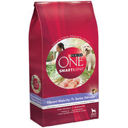 Purina ONE SmartBlend Vibrant Maturity 7+ Senior Formula Adult Premium Dog Food 16.5 Bag at Kmart.com