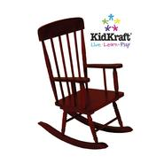 KidKraft Spindle Rocking Chair - Cherry at Kmart.com