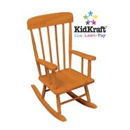 KidKraft Spindle Rocking Chair - Honey at Kmart.com