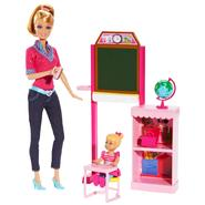 Barbie I Can Be Teacher Complete Playset at Kmart.com