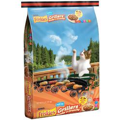 Friskies Grillers Tender & Crunchy(TM) Chicken, Beef & Turkey Flavors Cat Food 16 lb. Bag at Kmart.com