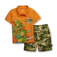Nickelodeon Toddler Boy's Outfit - Teenage Mutant Ninja Turtles at Kmart.com