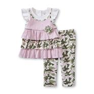 WonderKids Infant & Toddler Girl's Tunic Top & Leggings at Kmart.com