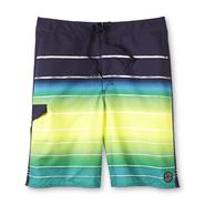 Joe Boxer Men's Boardshorts - Striped at Sears.com