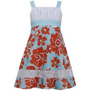 Ashley Ann Girl's Spring Dress - Floral Eyelet at Sears.com