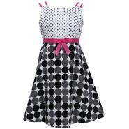 Ashley Ann Girl's Spring Dress - Dots at Sears.com