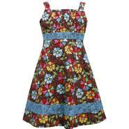 Ashley Ann Girl's Spring Dress - Floral Paisley at Sears.com