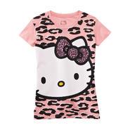 Hello Kitty Girl's Graphic T-Shirt - Wildcat at Sears.com