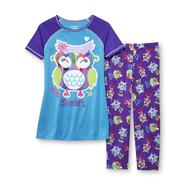 Joe Boxer Girl's Pajama Top & Bottoms - Smart Owl at Kmart.com