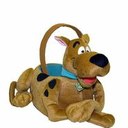 Warner Brothers Medium Scooby Doo Plush Easter Basket at Kmart.com