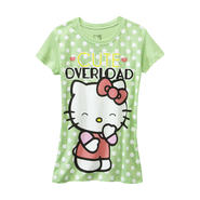 Hello Kitty Girl's Graphic T-Shirt - Cute Overload at Sears.com