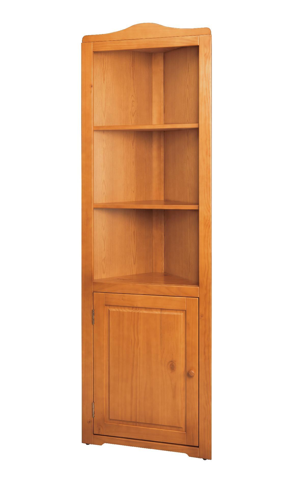 Essential Home Emily Corner Cabinet