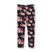 Canyon River Blues Girl's Stretch Leggings - Floral at Sears.com