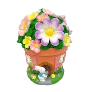 Easter Jubilee Bunny in Flower Pot House Decoration at Kmart.com