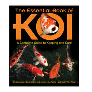 Tfh Publications Inc. Tfh Book Essential Book of Koi at Kmart.com