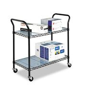 Safco Two Shelf Wire Utility Cart at Kmart.com