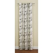 Jaclyn Smith Summit Foamback Grommet Scrollwork Print Panel at Kmart.com