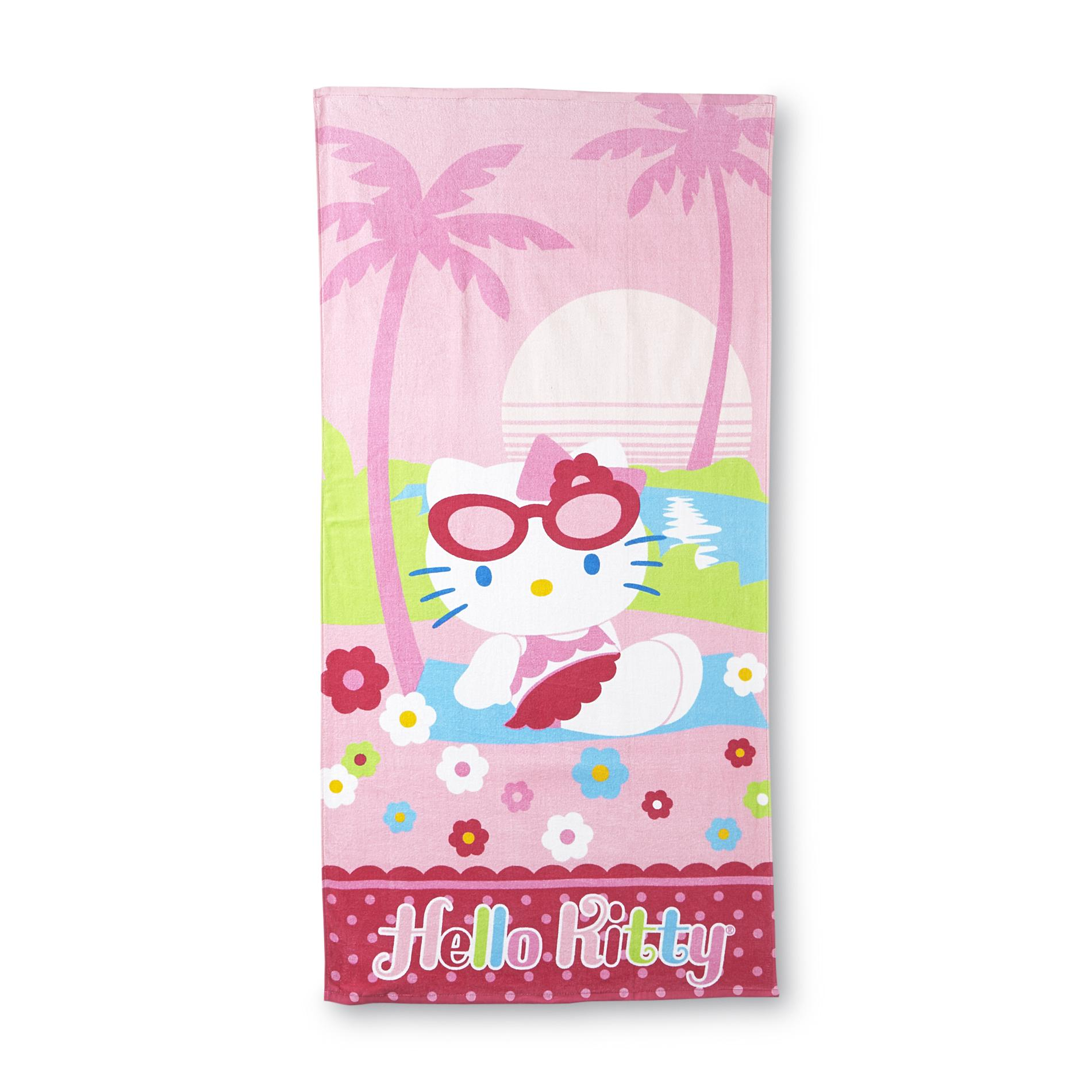 Girl's Beach Towel