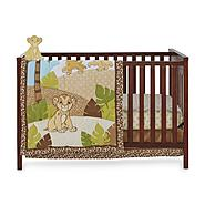 Disney Baby The Lion King 4-Piece Crib Bedding Set - Simba at Kmart.com