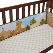 Disney Baby 4-Piece Secure-Me Crib Bumper - The Lion King at Kmart.com