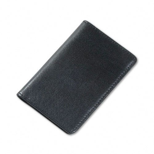 Samsill Regal Leather Business Card Wallet