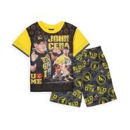 WWE Boy's Short-Sleeve Pajama Shirt & Shorts - John Cena at Kmart.com