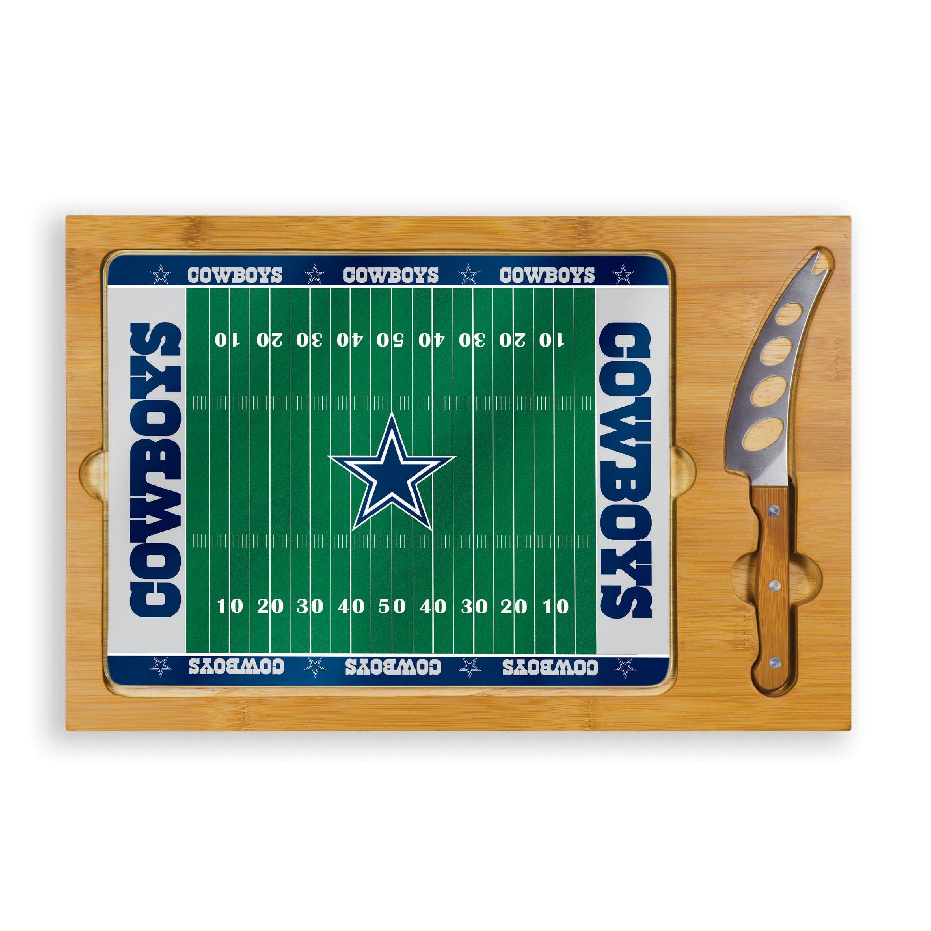Picnic Time Dallas Cowboys Icon Cutting Board