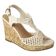 Bongo Women's Dress Sandal Bella - Creme at Sears.com