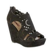 Bongo Women's Sandal Portia - Black at Sears.com