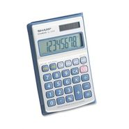 Sharp EL-326SB Basic Calculator, Eight-Digit LCD at Kmart.com