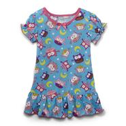 Joe Boxer Toddler Girl's Nightgown - Owls at Kmart.com