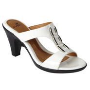 I Love Comfort Women's Dress Sandal Eclipse - White at Sears.com