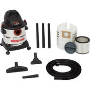 Shop-Vac&#174 5 Gallon 4.5 peak HP Stainless Steel Wet/Dry Vac - 5986000 at Sears.com