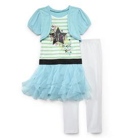 Piper Girl's Tunic Top & Leggings - Shine at Kmart.com