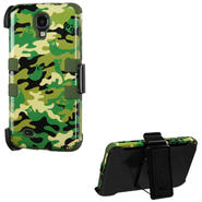 KTA 3418 Galaxy S4 Plastic Case with Holster, Camouflage at Kmart.com