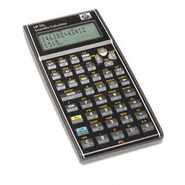 HP 35s Scientific Calculator, 14-Digit LCD at Kmart.com