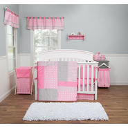 Trend Lab Lily - 3 Piece Crib Bedding Set at Kmart.com