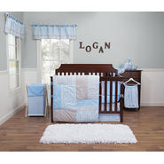 Trend Lab Logan - 3 Piece Crib Bedding Set at Kmart.com