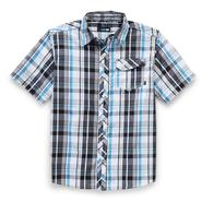 Amplify Boy's Short-Sleeve Shirt - Plaid at Sears.com