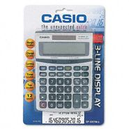 Casio DF-320TM Compact Desktop Calculator, 12-Digit LCD at Kmart.com