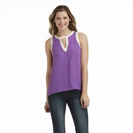 Metaphor Women's Sleeveless High-Low Top at Sears.com
