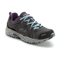 Fila Women's Vitality 2 Gray/Black/Turquoise Running Shoe at Sears.com