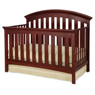 Delta Childrens Children's Peyton 4-in-1 Crib - Cabernet at Sears.com
