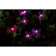 Essential Garden 20Ct. Solar String Light- Butterfly at Kmart.com